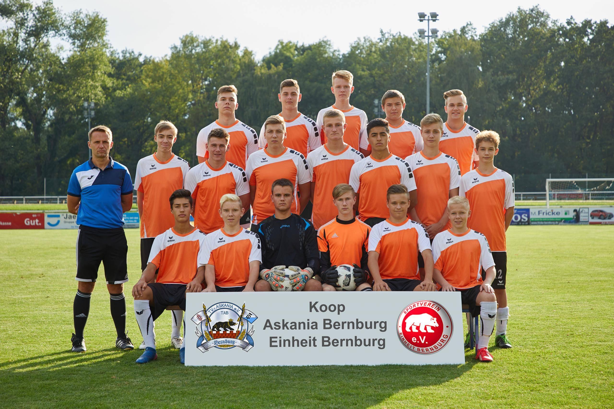Bernburg News