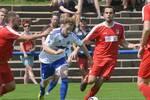 Maximilian Gerwien (weiß) wird in der kommenden Spielzeit nicht mehr für den TV Askania Bernburg auflaufen.