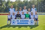 Mannschaftsfoto - D1-Junioren - Saison 2018/19