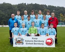 D2-Junioren - Saison 2015/2016