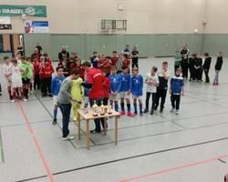 2. Bernburger Genossenschafts-Cup - D1-Junioren