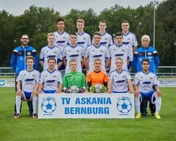 Mannschaftsfoto - A-Junioren - Saison 2017/18