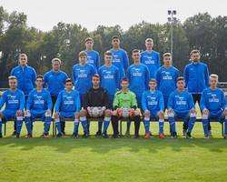 Mannschaftsfoto - B-Junioren - Saison 2017/18