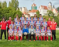 Mannschaftsfoto - C2-Junioren - Saison 2017/18