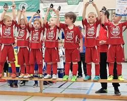 3. Bernburger  Genossenschafts-Cup: G-Junioren