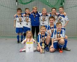 E1-Junioren: Turnier bei Eggersdorf/Glöthe