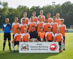 Mannschaftsfoto - B-Junioren - Saison 2018/19