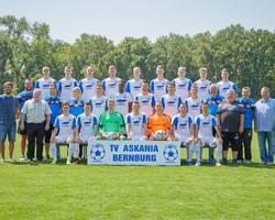 Mannschaftsfoto - 1.Männer - Saison 2018/19