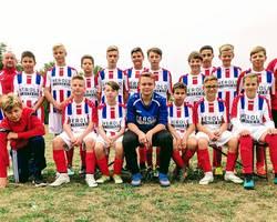 Mannschaftsfoto - C2-Junioren - Saison 2018/19