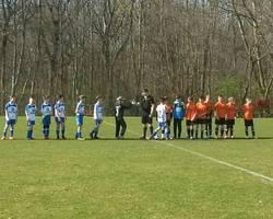 E2-Junioren: Kreispokal – Halbfinale  gegen Staßfurt