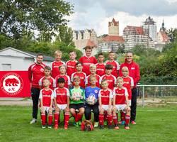Mannschaftsfoto - E2-Junioren - Saison 2020/21