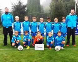 E2-Junioren - Saison 2015/2016