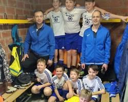 D2-Junioren: Hallen-Cup des SC 1919 Heudeber